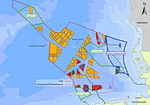Offshore-Windparks in der Nordsee